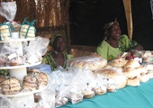 Agriculture fairs in Malawi have boosted our wellbeing, say women farmers