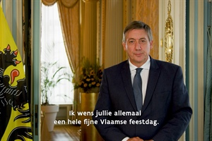 11 July Address by Flemish Minister-President Jan Jambon