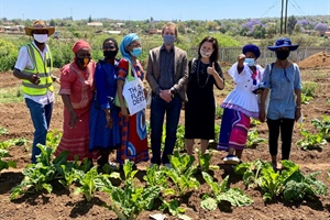 United Nations International Day of Rural Women