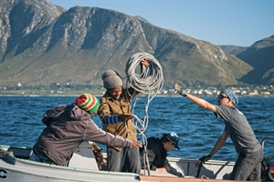 Support for small-scale fishers through WWF South Africa and Abalobi