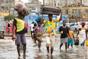 Support for Mozambique and Malawi after deadly cyclone
