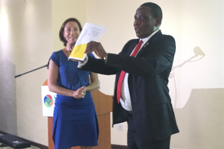 Third Country Strategy Paper with Malawi launched in Lilongwe
