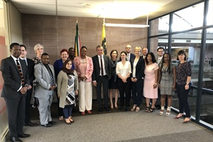 Joint Committee for Cooperation between Flanders and South Africa