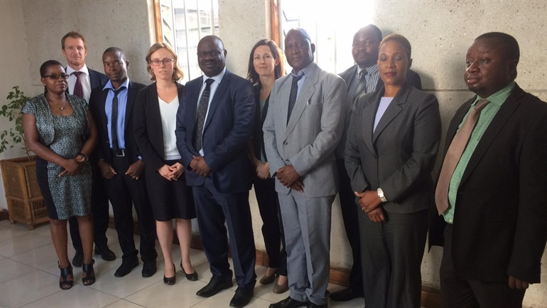 Bilateral Consultation with Malawi on new country strategy paper