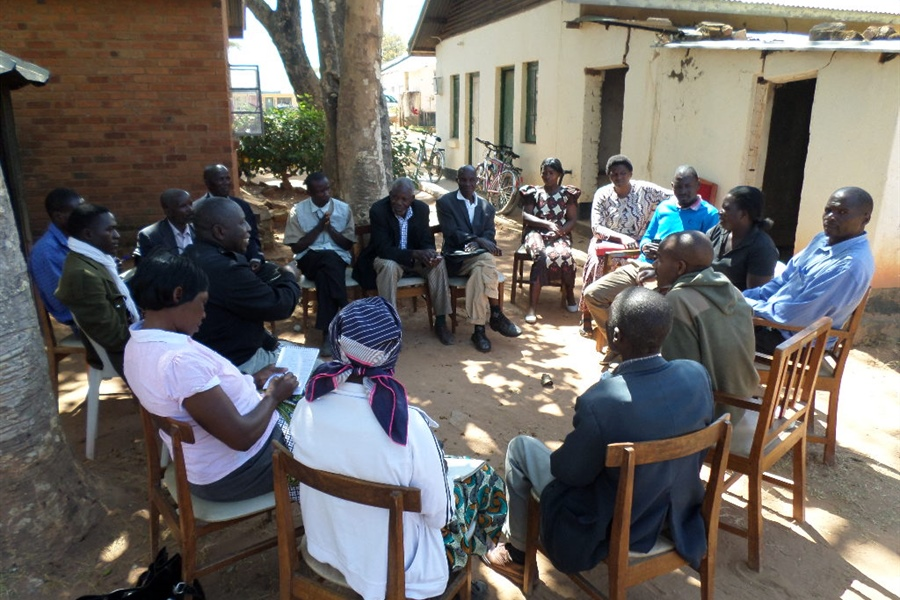 Farmers union project in Malawi hailed for enhanced district coordination of activities